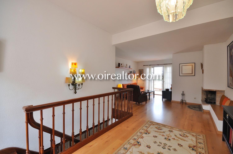 escalera, pasillo, parquet, madera, luminoso, iluminado