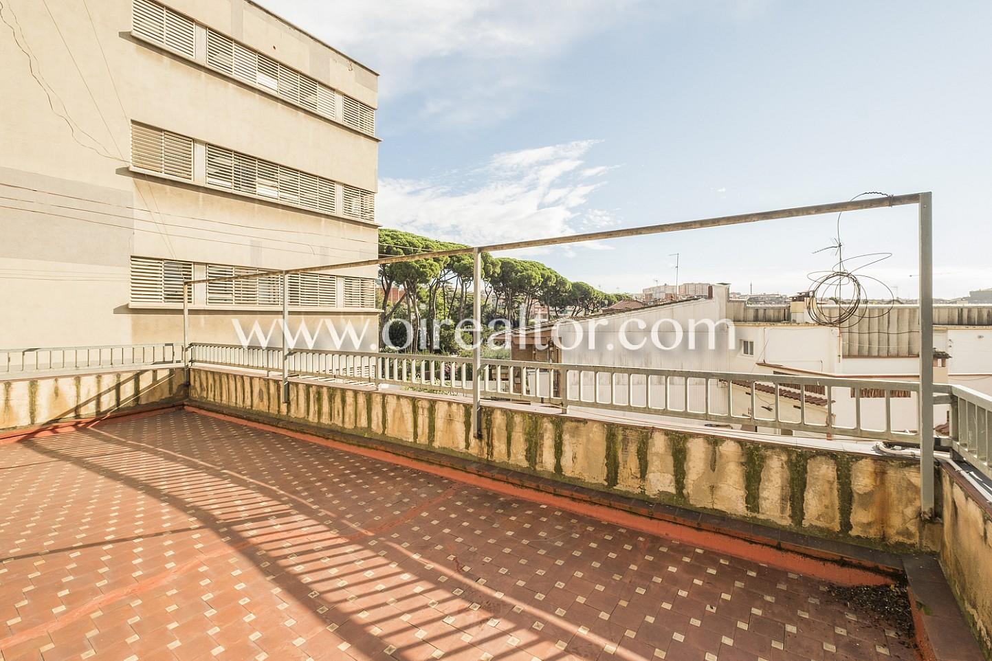 terraza, patio de manzana, patio de isla, vistas