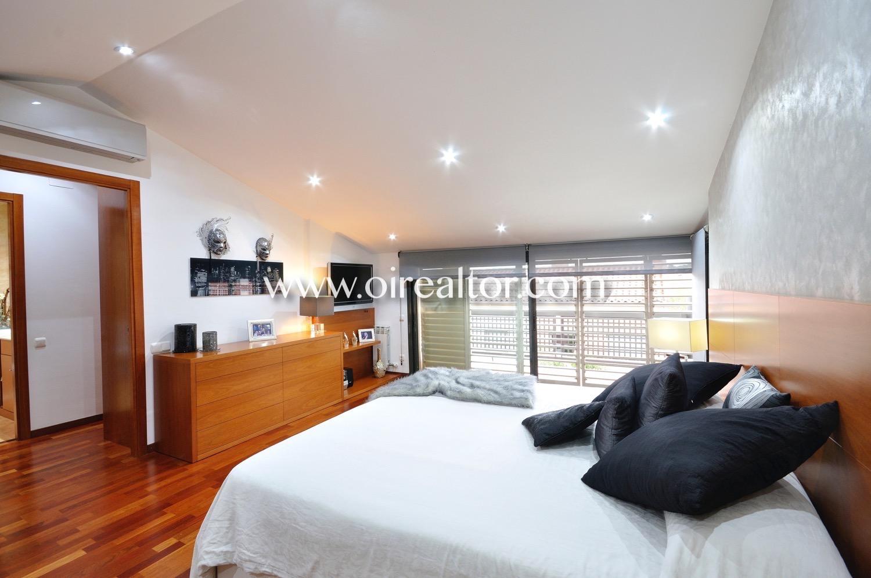 dormitorio principal, dormitorio doble, habitación doble, habitación grande, cama doble, cama, dormitorio con terraza