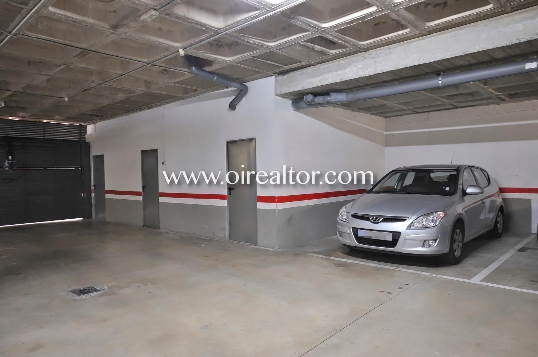 Plaza de párking, coche, plaza, garaje, párking,