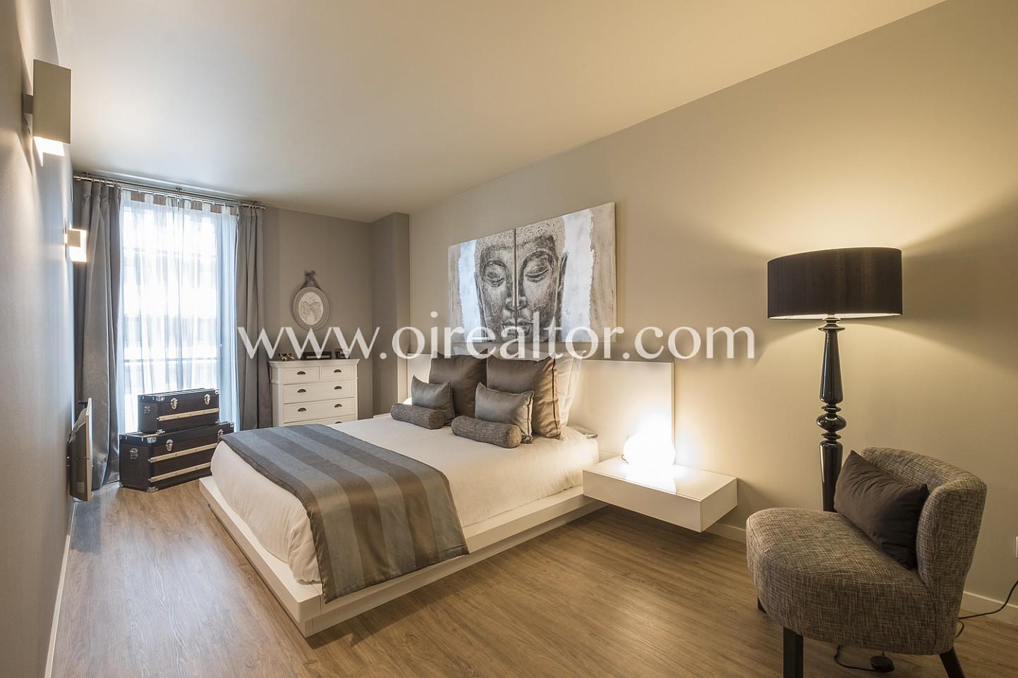 Dormitorio doble, dormitorio, habitación doble, habitación luminosa, luminoso, luz, cama doble