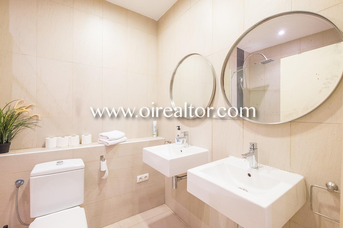baño, lavabo, baño con ducha, ducha, baño equipado, baño completo