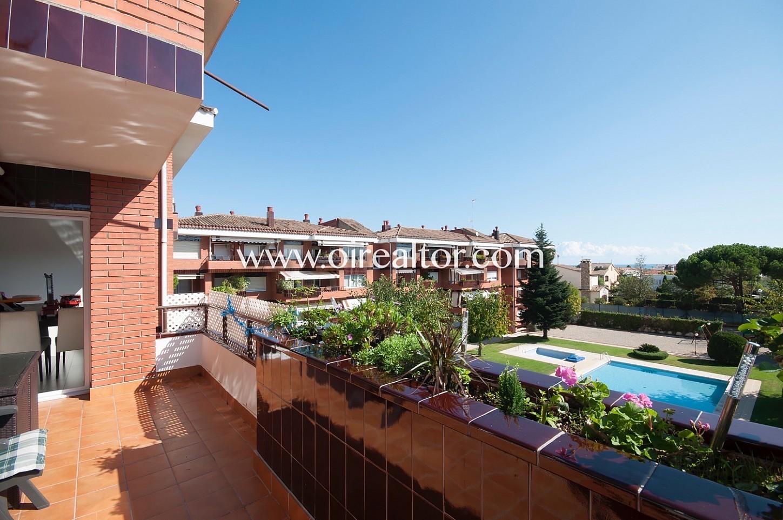 vistas, vistas al mar, piscina, piscina comunitaria, césped, jardín, zona comunitaria, terraza, luminoso