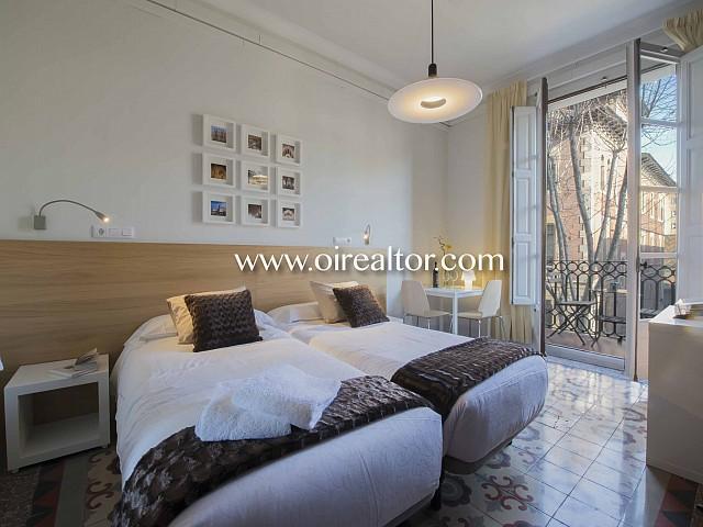 Piso en venta con licencia en el centro de Barcelona, Eixample Dreta, ideal inversión