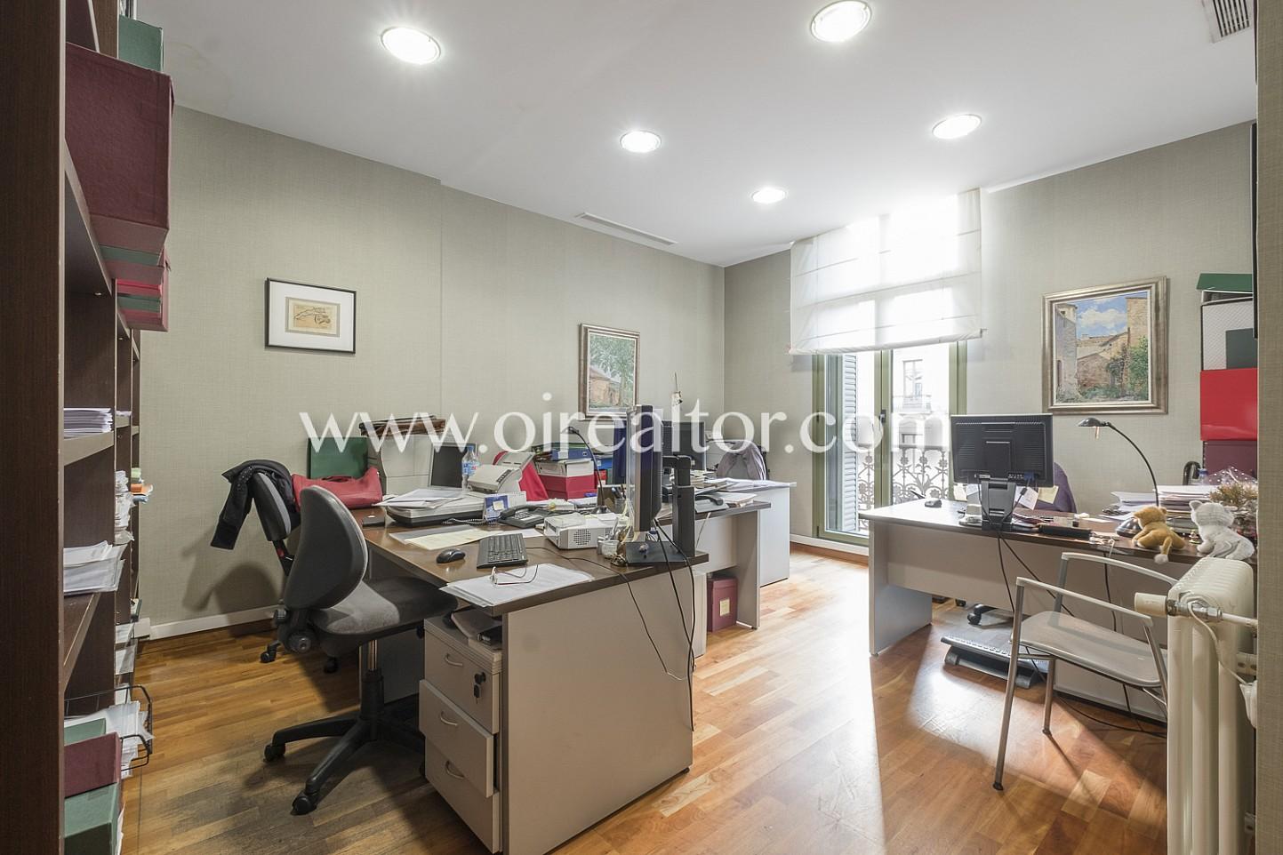 oficina, escritorio, escritorios, ventana, parquet,
