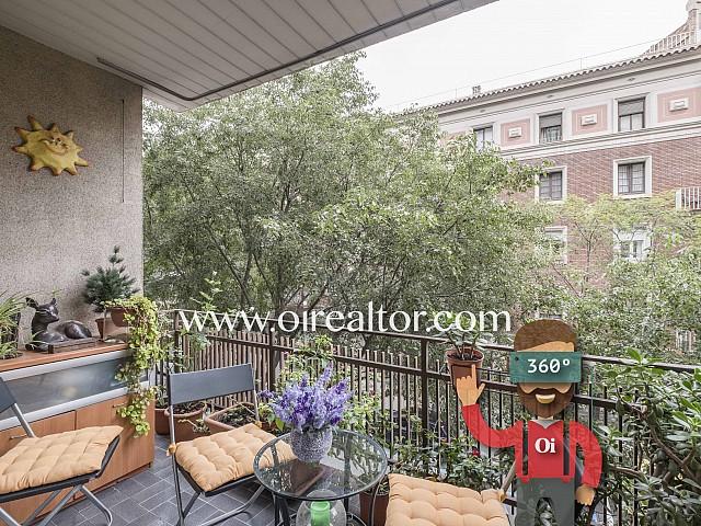Продается светлая квартира в Форт Пиенк, Барселона