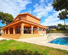 Exclusiva casa independent a la prestigiosa Urb. Montemar a Castelldefels