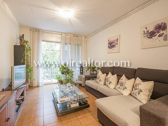 Estupendo piso en venta con privilegiadas vistas a la Sagrada Familia
