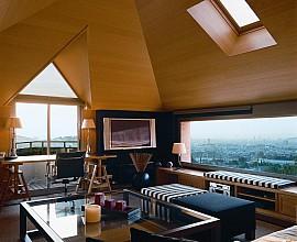 Increïble casa a la zona alta de Barcelona, barri residencial i de luxe
