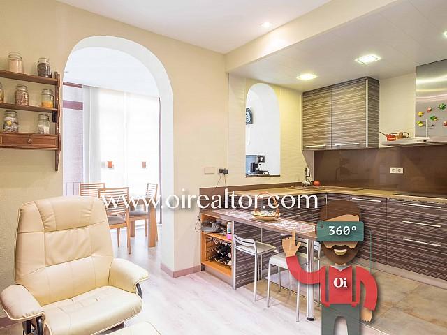 Продается светлая квартира в Сант Антони