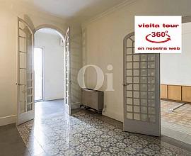 Duplex en vente dans un immeuble classé regia à Sant Gervasi-el Putxet,  Barcelone