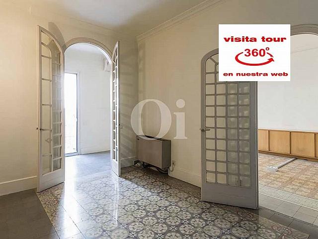 Sensational duplex for sale in a 'finca regia' in Putxet, Sant Gervasi, Barcelona