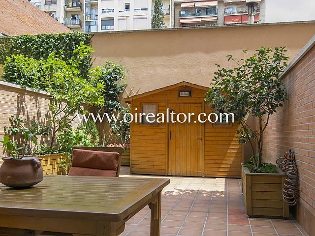 Fantastic duplex for sale in Barcelona's Eixample Dreta