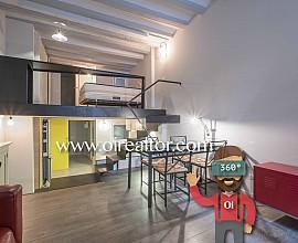 Apartamento reformado en venta en el Borne, Barcelona