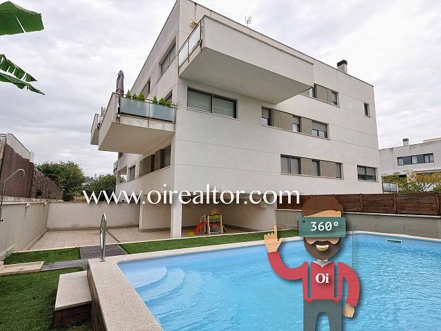 Piso con piscina comunitaria en Mataró, Maresme