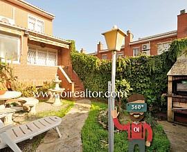 Продается дом с бассейном в Кабрера де Мар