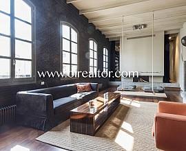 Espectacular loft de disseny en venda al Born