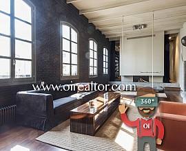Espectacular loft de diseño en venta en el Borne