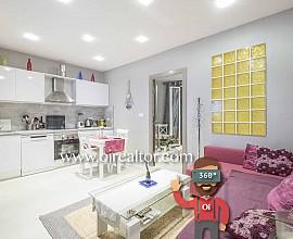 Apartamento reformado en venta en el Fort Pienc, Barcelona