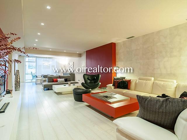 Spectacular apartment for sale in Sant Gervasi