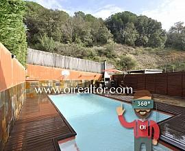 Maravillosa casa en venta en una urbanización en Sant Pol de Mar, Maresme