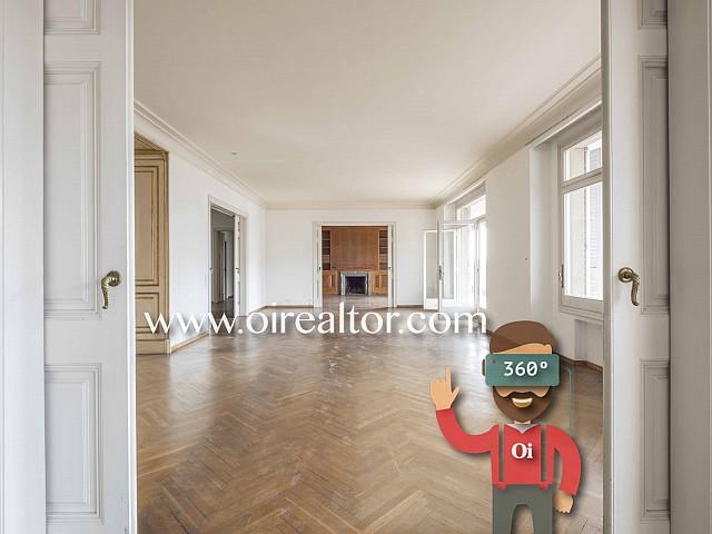Exclusiva propiedad en venta de 743 m2 en el Turó Parc