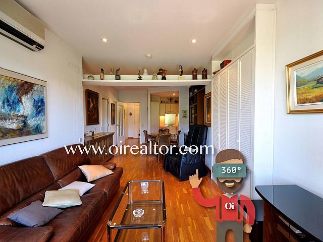 """Продается квартира в комплексе апартаментов """"Las Arcadias Calabria"""" в Эшампле Эскерра"""