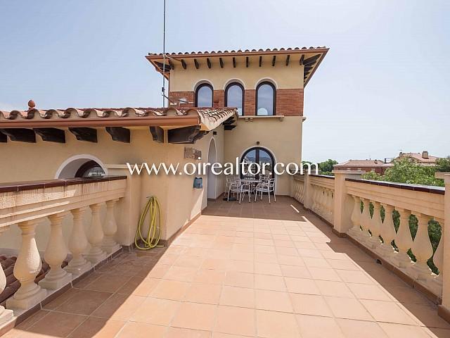 ویلا زیبا برای فروش در Castelldefels در فاصله 200 متری دریا
