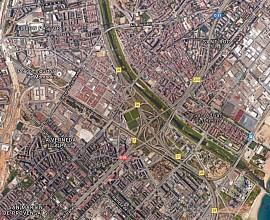 Solar en venta con posible desarrollo de hotel o apartamentos turísticos en Sant Adrià, Barcelona