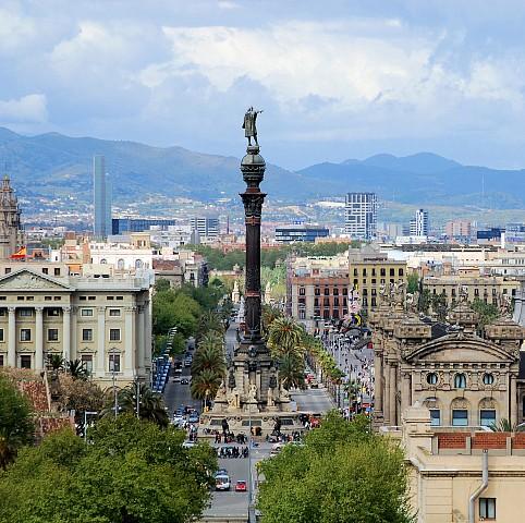Продается 4 квартиры+1 парковочное место в Старом городе Барселоны
