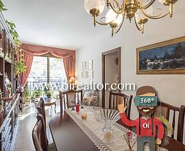 Soleado piso en venta en excelente ubicación en Diagonal Mar