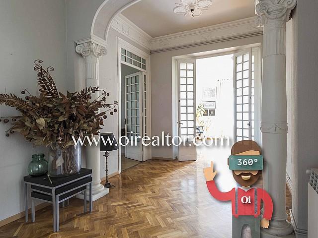 Продается уникальная квартира в Эшампле Дрета