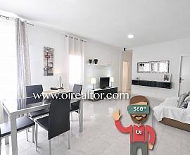 Apartamento reformado en venta en La Morera- Badalona, gran oportunidad