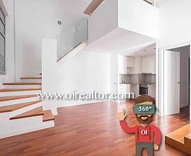 Espectacular dúplex nuevo en venta en Poblenou , Barcelona