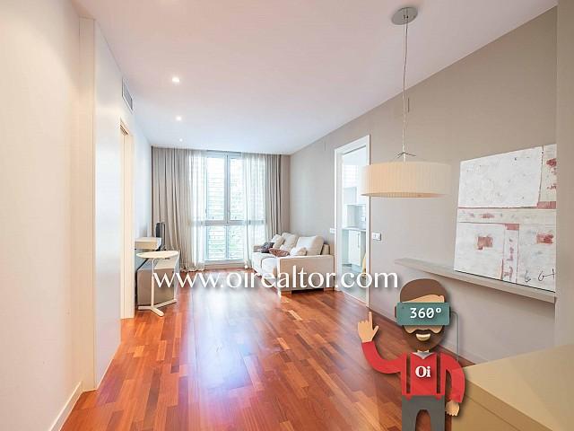 Neue Wohnung zum Verkauf in Diagonal Mar, Barcelona