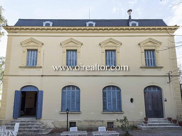 Продается вилла, являющаяся частью архитектурного наследия Масноу, Маресме
