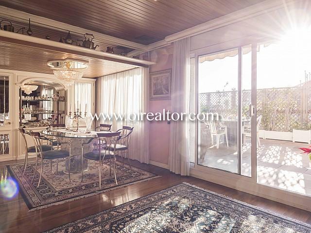 Exclusivo ático en venta en la mejor zona de Sant Gervasi-Bonanova, Barcelona