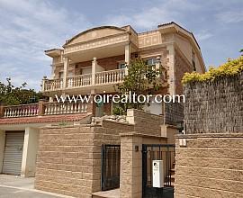 Продается дом с садом в Сант Висенс де Монтальт