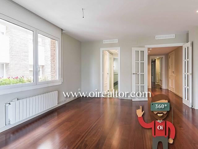 Продается квартира в эксклюзивном здании в Саррья-Сант Жервази