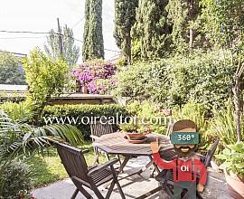Fantástica casa en venta con jardín privado en la Bonanova, Barcelona