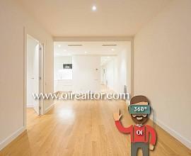 Apartament de disseny en venda amb reforma integral a l'Eixample Esquerra