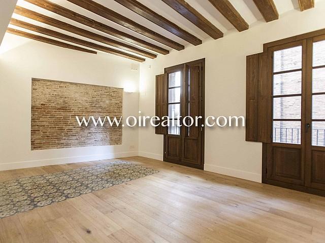 Maravilloso piso en venta en el corazón del barrio Gótico, Barcelona