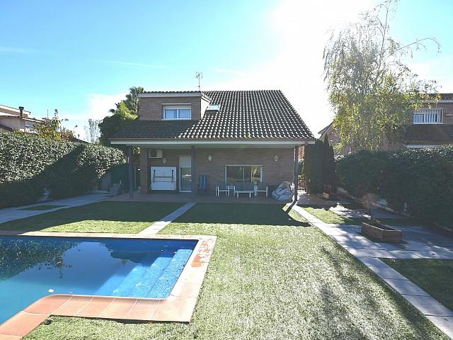 Herrliches Einfamilienhaus zum Verkauf in Can Cabassa MIrasol, Sant Cugat del Valles