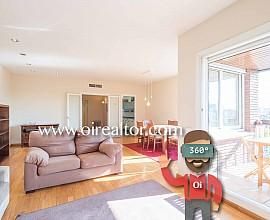 Fabuloso piso en venta con vistas increíbles en Sant Gervasi-Galvany