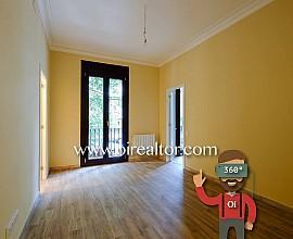 Magnifique appartement en vente dans le quartier de Sant Antoni de Barcelone