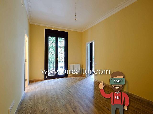 Grossartiges Apartment im Viertel Sant Antoni de Barcelona, zu verkaufen