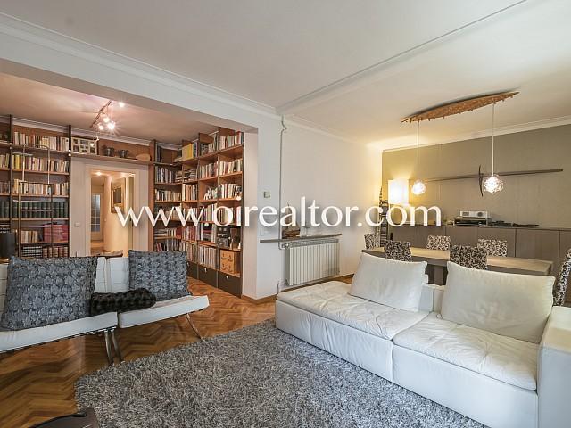 Elegante piso en venta en el barrio de Les Corts, Barcelona