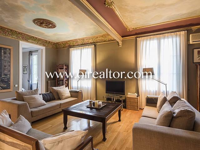 Продается элегантная квартира на проспекте Диагональ, Барселона