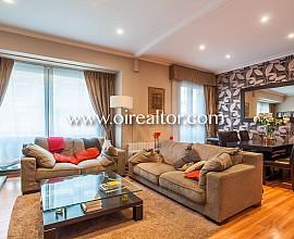 Elegant flat in a 'finca regia' for sale in Sant Gervasi