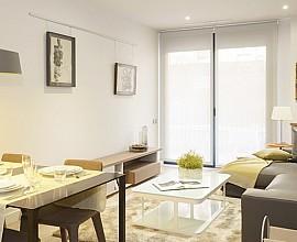 Exclusivo piso en venta de obra nueva en Sagrada Familia